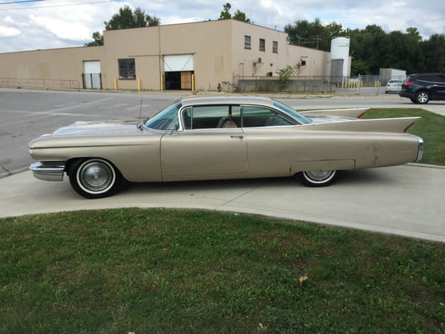 1960 Cadillac Coupe Deville For Sale