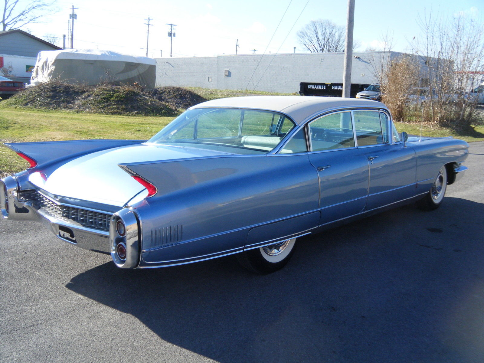 Cadillac Fleetwood For Sale >> 1960 Cadillac Fleetwood Rare Special Order! 1951,1959 listed & Oldsmobile also!