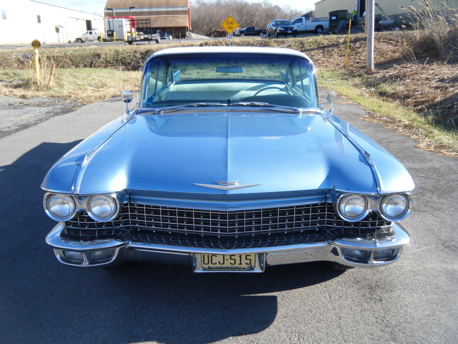 1960 Cadillac Fleetwood Rare Special Order 19511959 Listed 1951 Sedan Oldsmobile Also
