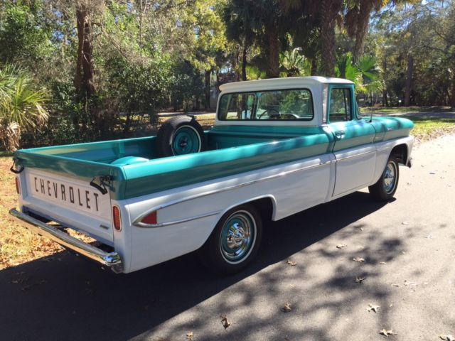 1960 Chevrolet Apache Pickup Fleetside 5541 Original Miles