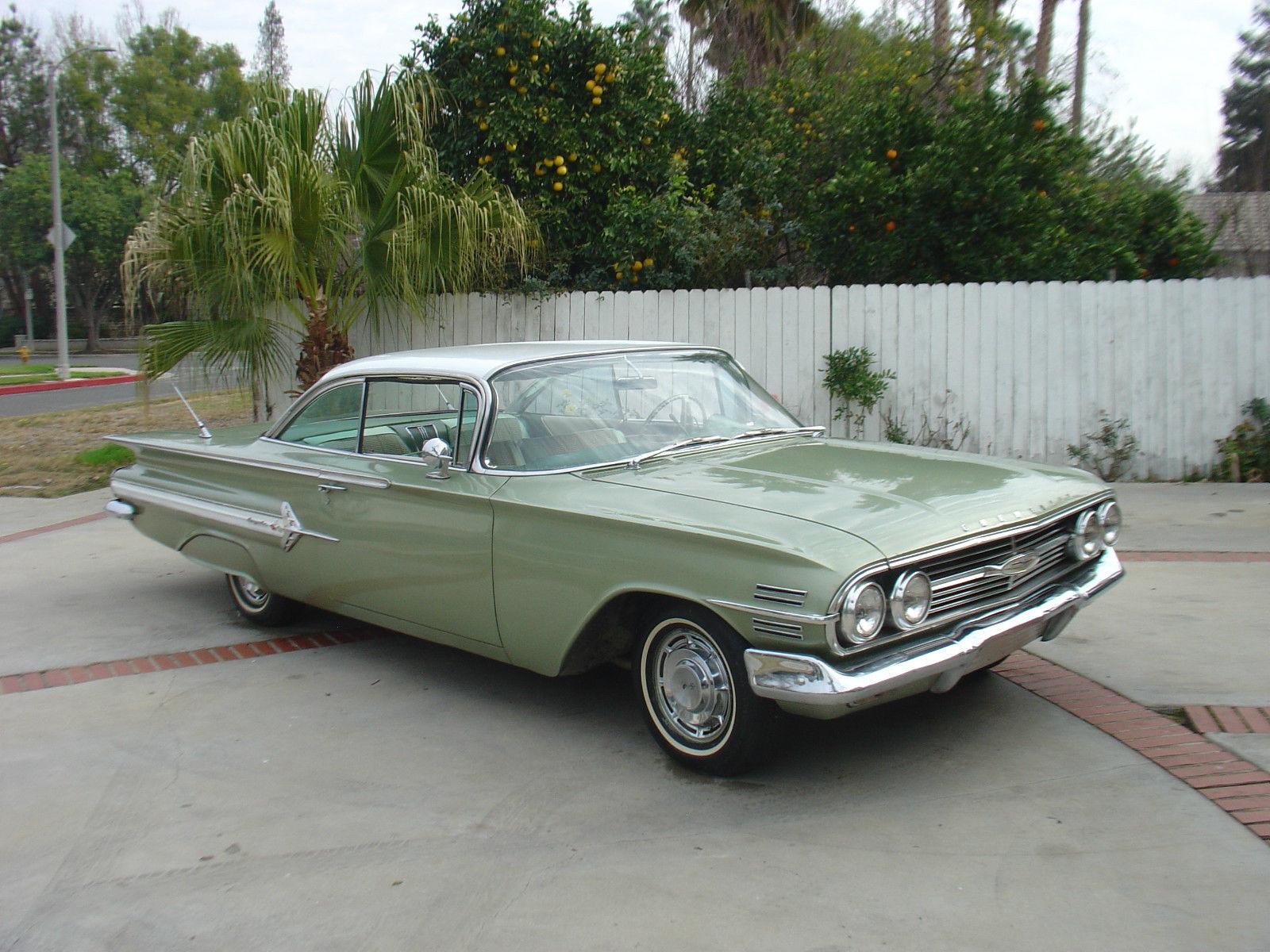 1960 Chevy Impala Coup...