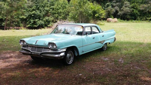 1960 Dodge Dart Pioneer Model