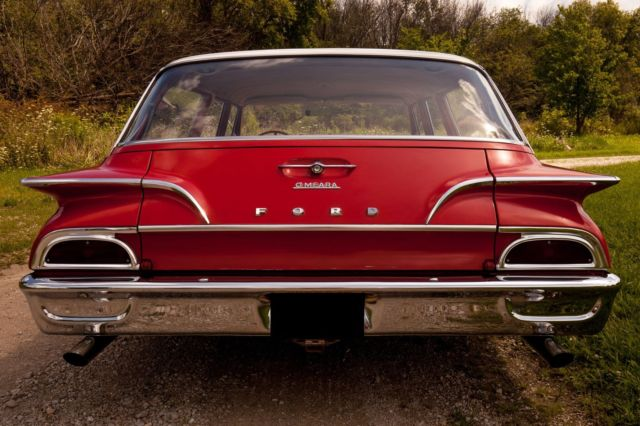 Used Cars For Sale In Illinois >> 1960 Galaxie Station Wagon, hot rod, rat rod, cruiser, low ...