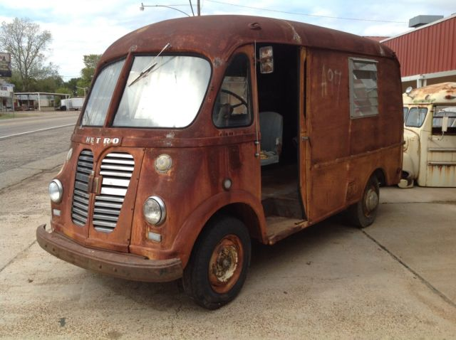 ImageSpace - 1960 Ice Cream Truck For Sale | gmispace com