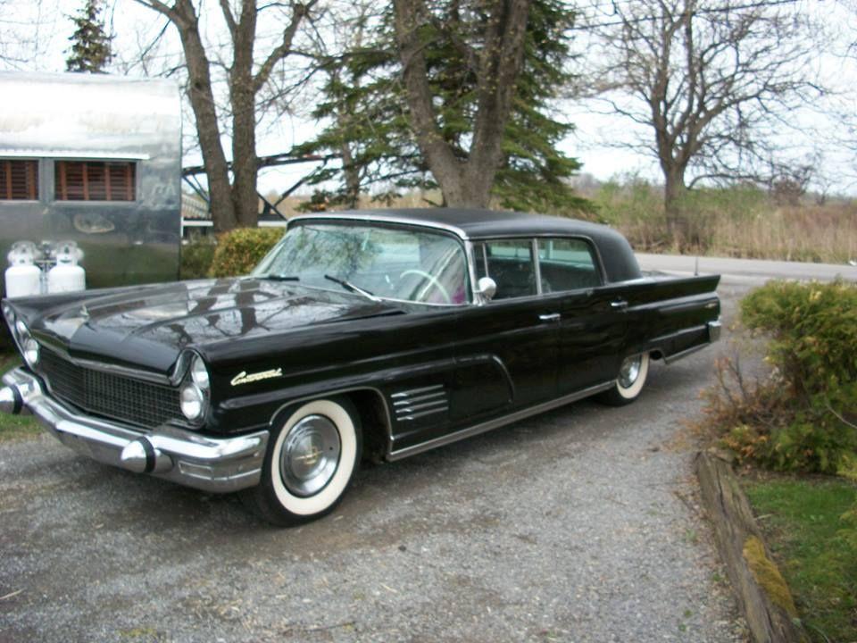 1960 Lincoln Lincoln Continental Mark V Limo Classic