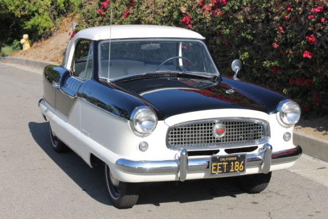 1960 Nash Rambler Metropolitan