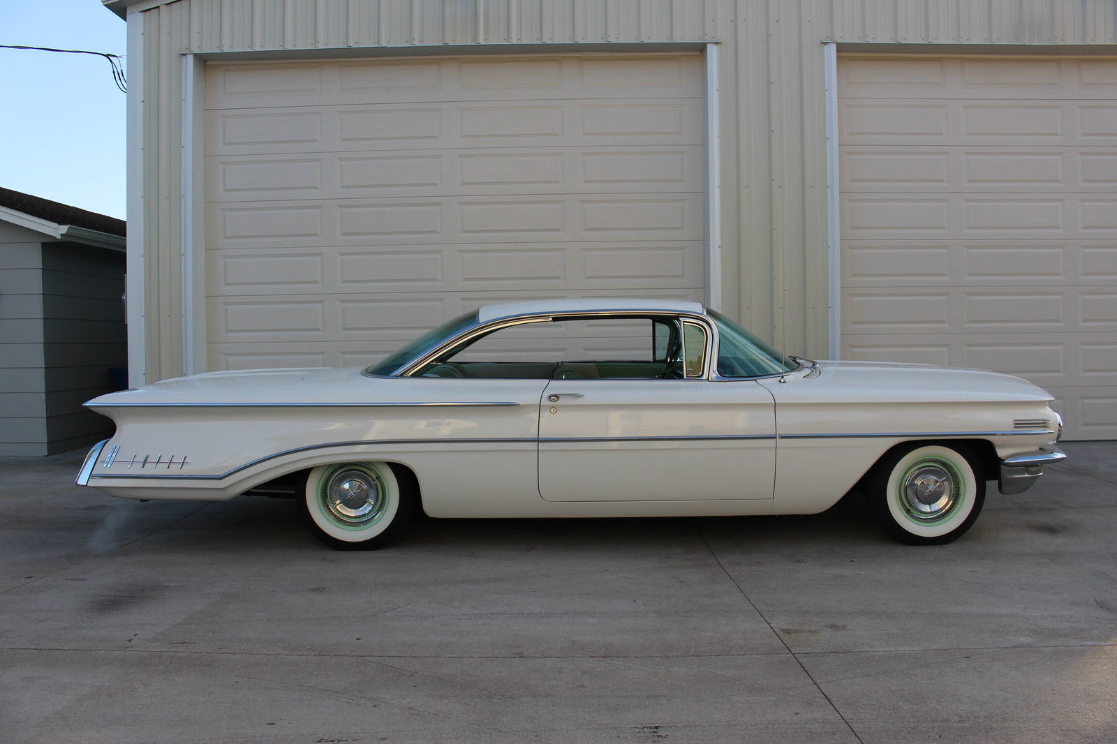Denver Car Auction >> 1960 Oldsmobile Super Eighty Eight HardTop IMMACULATE ...