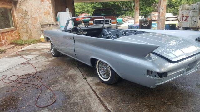 1961 chrysler 300 convertible. Black Bedroom Furniture Sets. Home Design Ideas