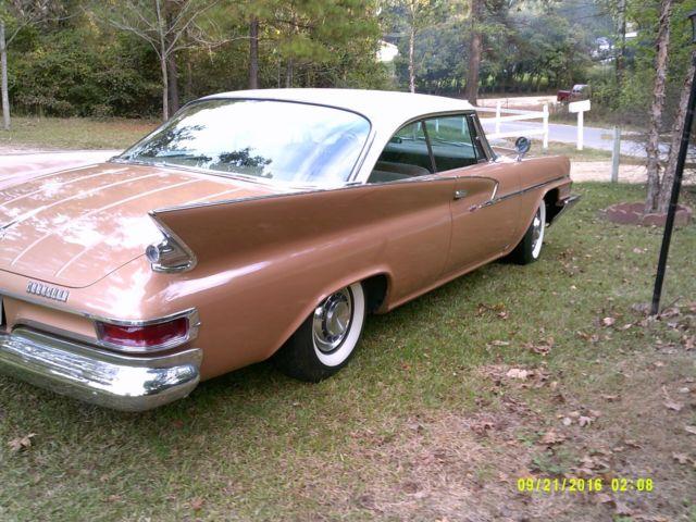 Auto Sales In Newport Ar: 1961 Chrysler Newport 2 Dr Hardtop