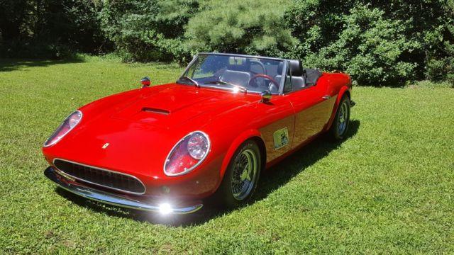 Used Cars For Sale In Delaware >> 1961 Ferrari GT 250 California Spyder Modena Replica - Ferris Bueller's Day Off