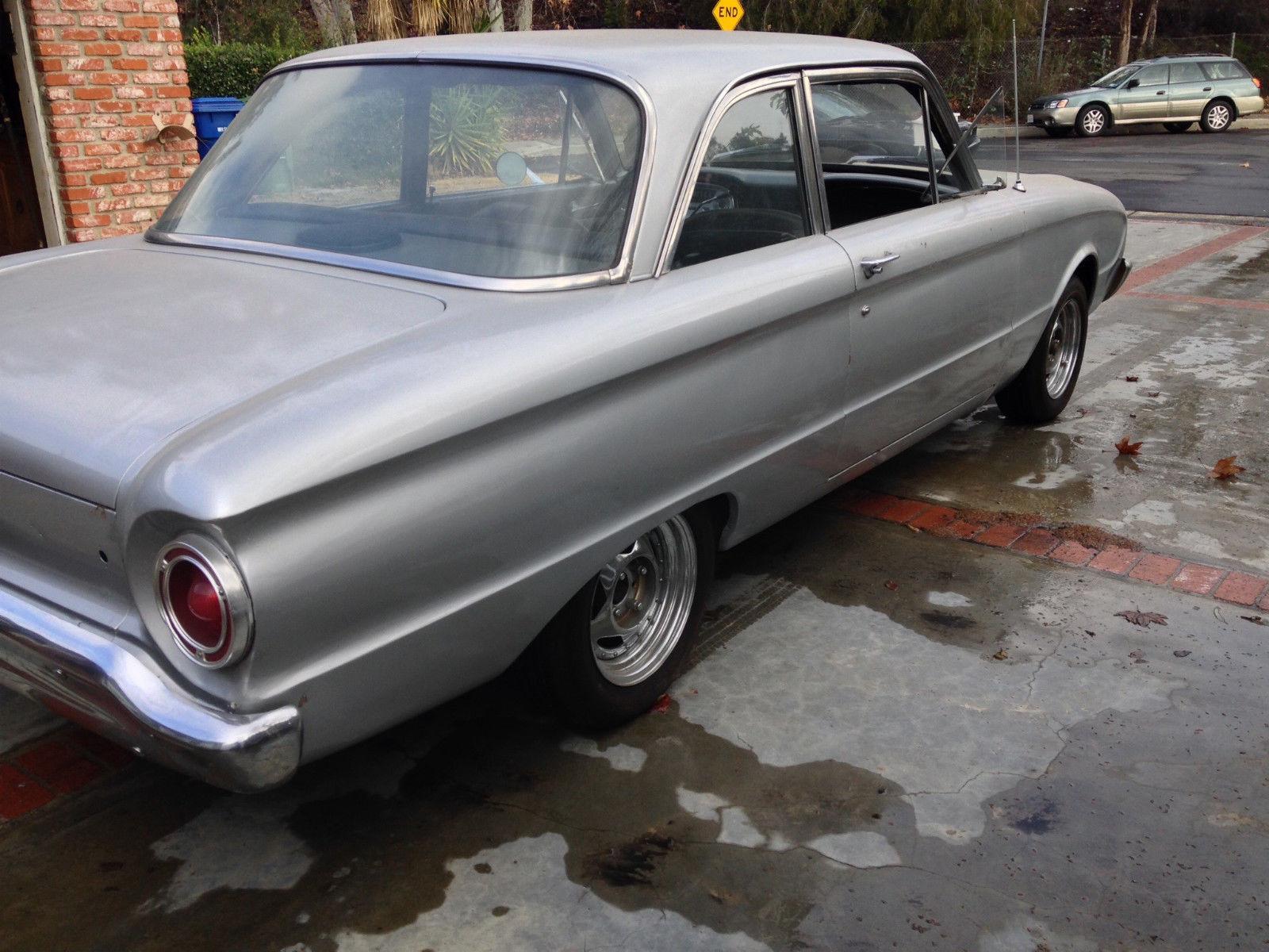 1961 ford falcon 2 door 200ci inline 6
