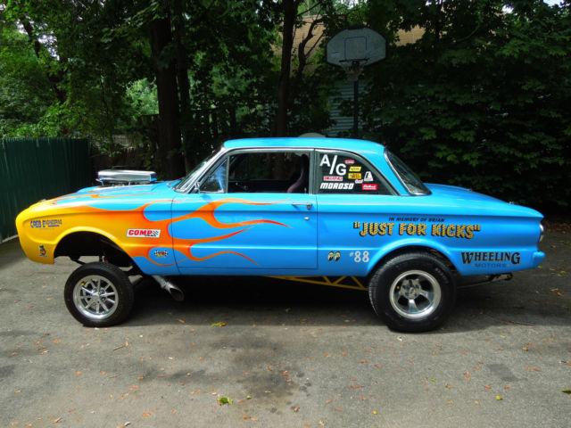 1961 Ford Falcon Gasser Hot Rod Show Winner Street Rod