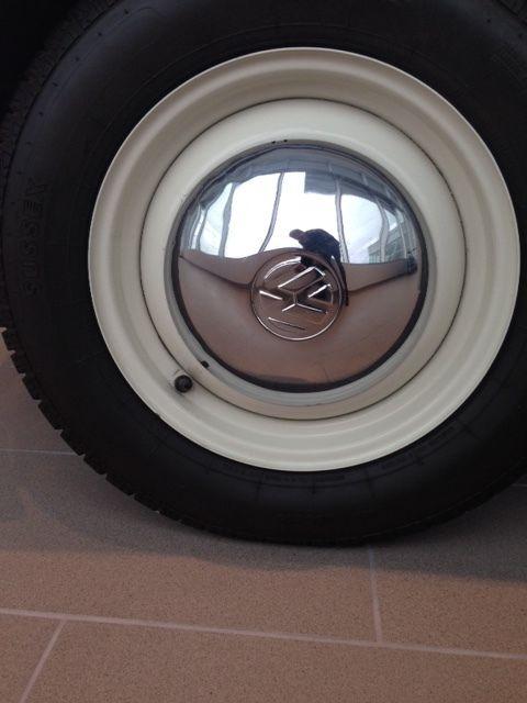 """1961 Volkswagen Beetle """"Herbie the Love Bug"""" look-alike"""