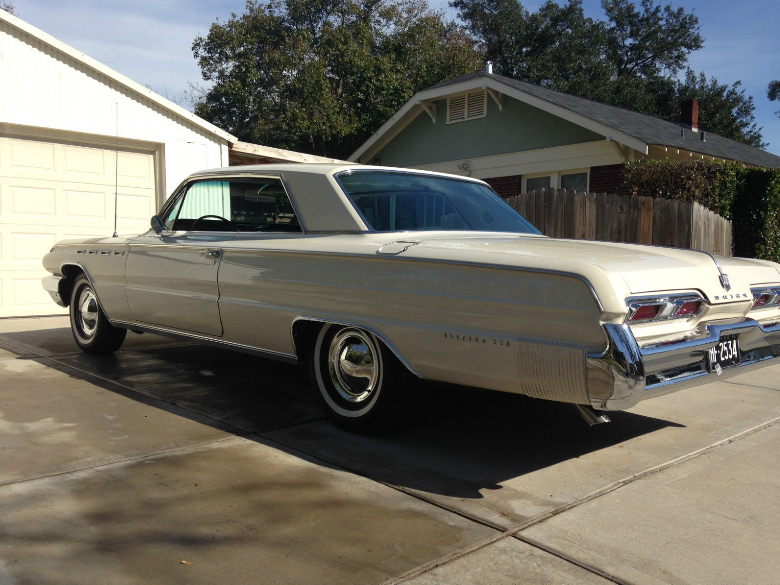 1962 Buick Electra 225 2 Door Hardtop For Sale In Houston