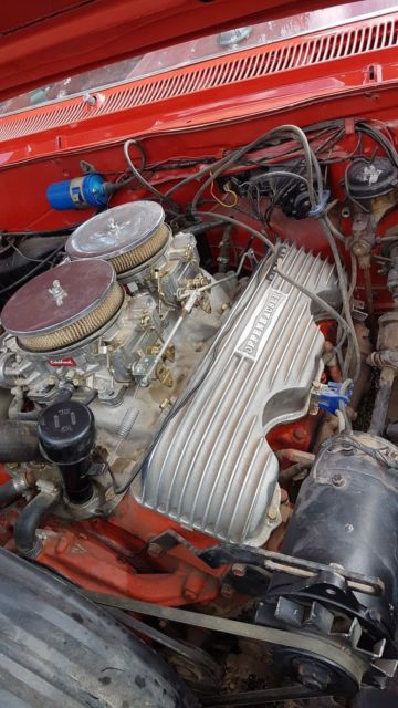 1962 Chevy Impala 2 Door With 409 Dual Quads Auto Rat Rod