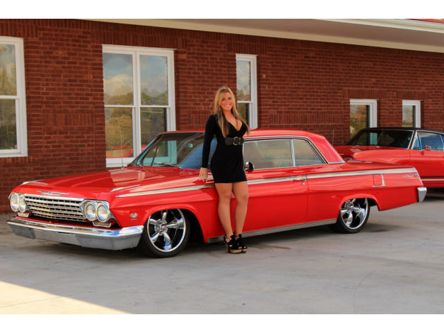 1962 Chevy Impala Holiday Sale 409 Four Speed Air Ride Great Driver Must See