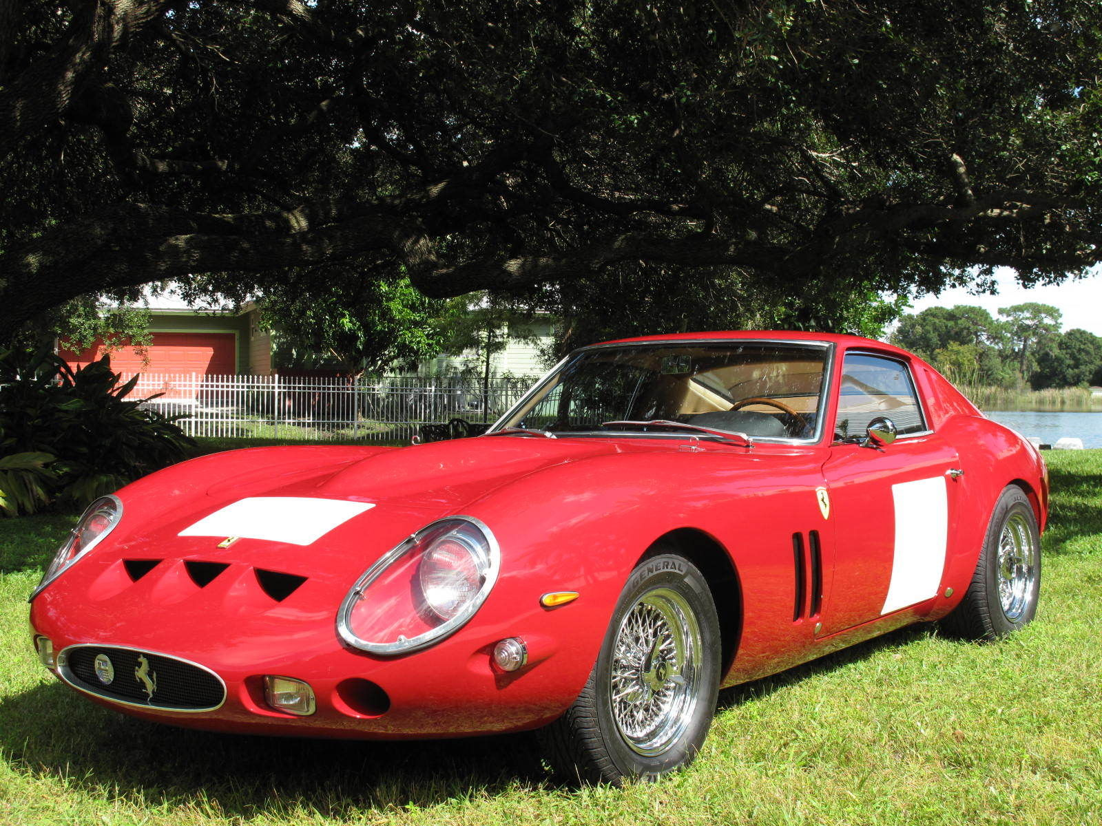 1962 ferrari 250 gto berlinetta 39 outstanding recreation 39. Black Bedroom Furniture Sets. Home Design Ideas