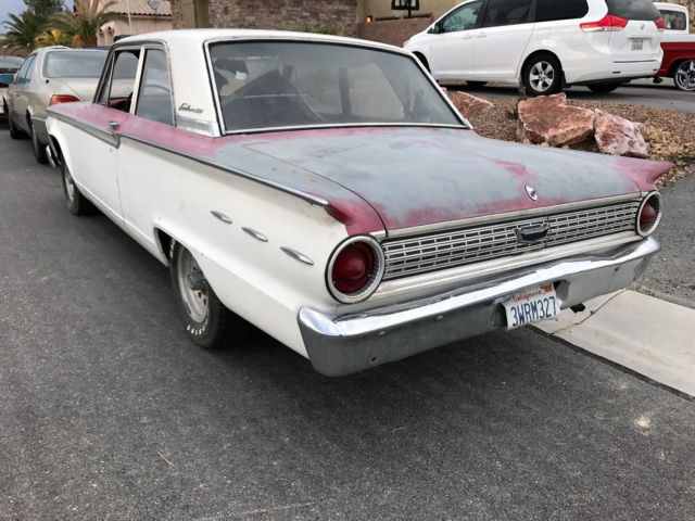 Used Cars For Sale Las Vegas >> 1962 Ford Fairlane 500 2 Door / No Reserve Auction