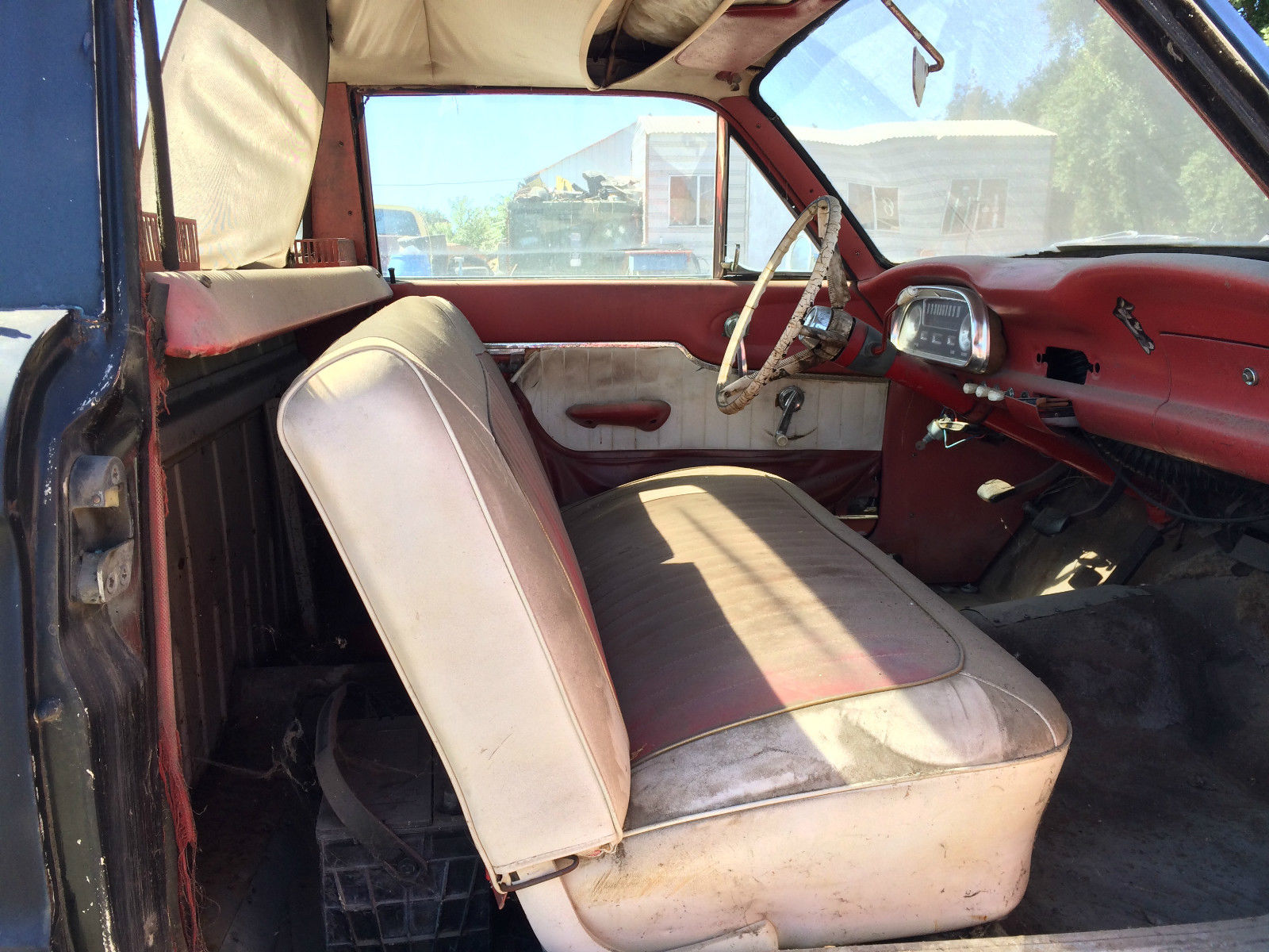 6 Door Ford Pickup >> 1962 FORD FALCON RANCHERO PICKUP TWO DOOR