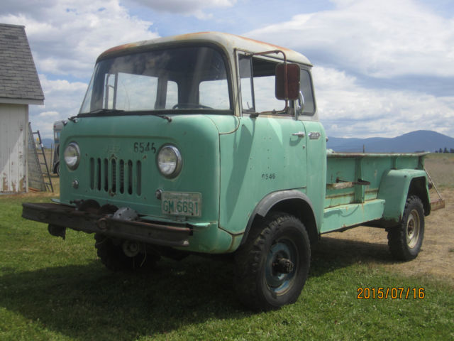 1962 Jeep Fc 170 Truck 1941 1942 1943 1944 1945 Wwii Ww2 Mb Cj2
