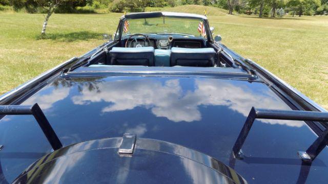 1962 Lincoln Continental Jfk Parade Car Car