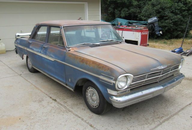 Used Chevrolet Colorado For Sale >> 1962 Nova 400 4 Door - Many Pics Below
