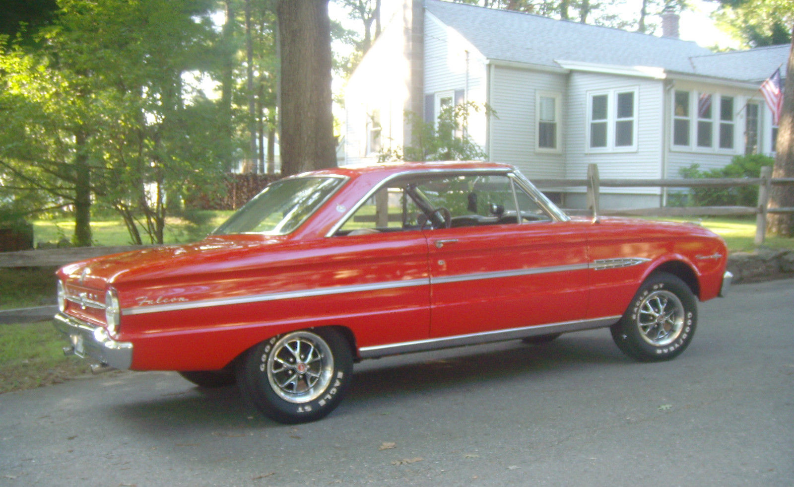 1963 Ford Falcon Sprint For Sale on 1963 12 ford falcon sprint