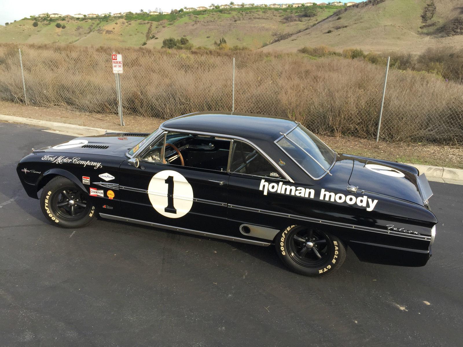 1963 1 2 Ford Falcon V8 Sprint Vintage Era Correct Trans