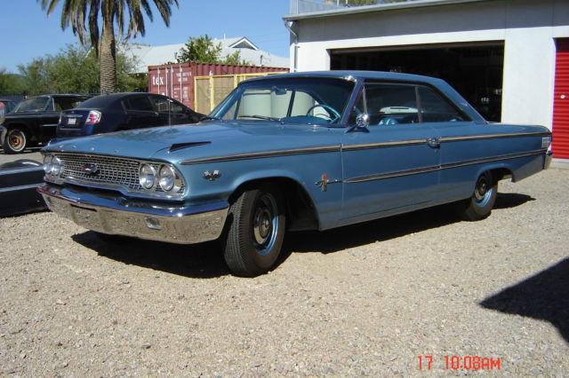 1963 1/2 Ford Galaxie 500XL 427 R-code