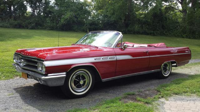 1963 Buick Wildcat Convertible