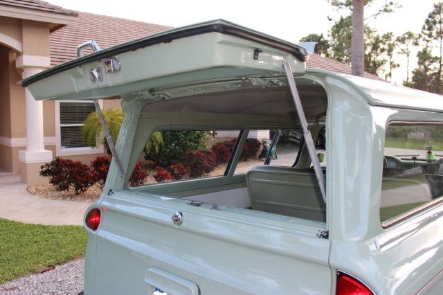 1963 Chevrolet CarryAll 2-door Suburban HIGH QUALITY ...