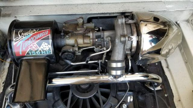 Chevrolet Corvair Monza Spyder Turbo Convertible on 1963 Corvair Monza Spyder Turbo