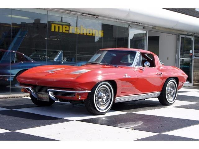 1963 corvette split window fuelie frame off ncrs top for 1963 corvette split window fuelie sale