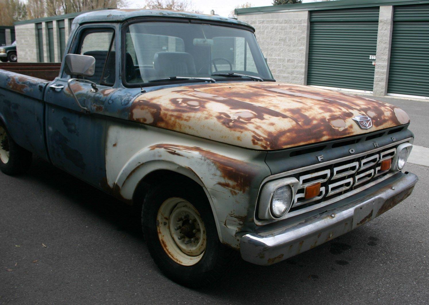1963 ford f 250 pick up truck f250 f100 f150. Black Bedroom Furniture Sets. Home Design Ideas