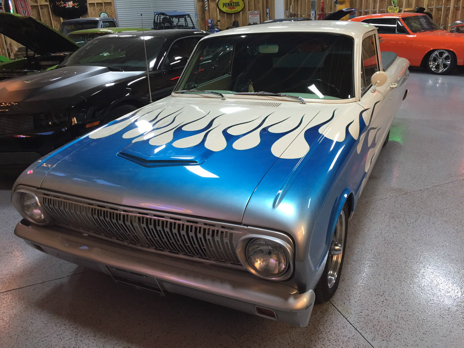 1963 Ford Ranchero Hot Rod Pro Street Muscle Car for sale