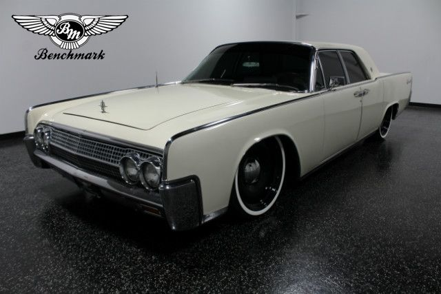 1963 Lincoln Continental Suicide Doors Ride Tech Air Ride