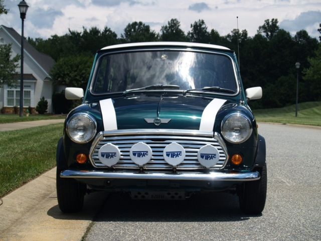 1963 Morris Mini Cooper Clic 1275 Cc Not Austin Or Leyland Bmw