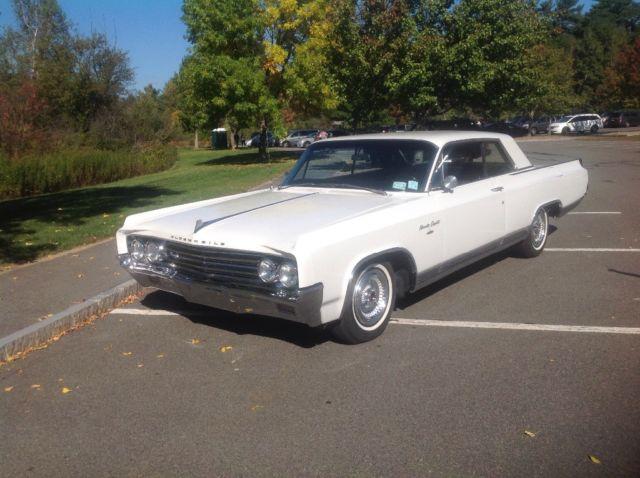 1963 Oldsmobile Ninety Eight Custom Sport Coupe 98