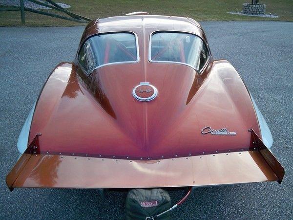 1963 Split Window Corvette Drag Car Easy Pro Street