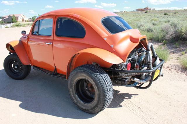 1963 Volkswagen Classic Beetle Baja Bug VW Antique