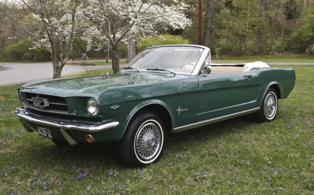 1964 Mustang 1/2
