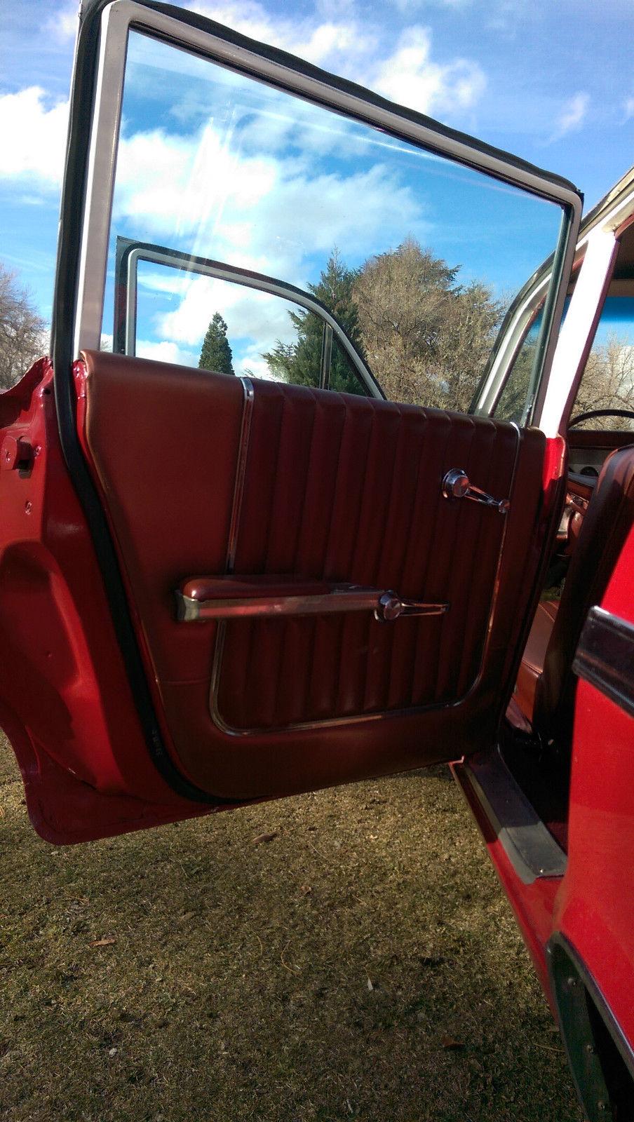 1964 Buick La Sabre Station Wagon Classic Buick Wagon