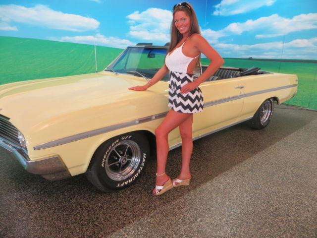 1964 Buick Skylark Convertible Solid Classic 65 66