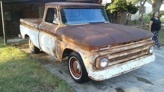 1964 Chevrolet C10 Short Bed Shop Truck Rat Rod Patina