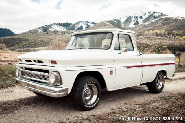1964 Chevy C10, SHORT BED, 400HP SHOP TRUCK, FRAME UP RESTORE $8K ...