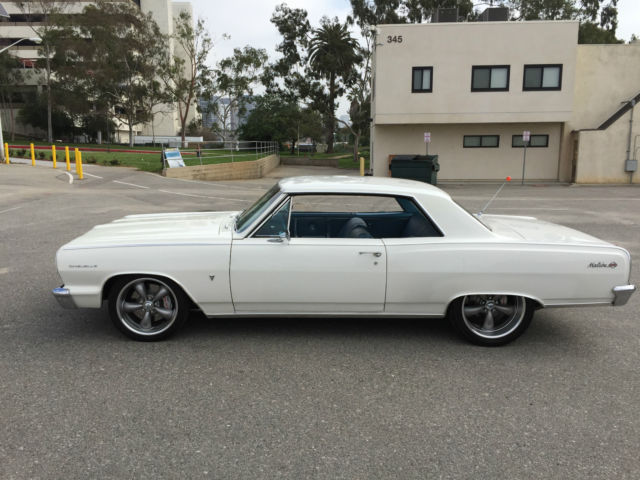 1964 Chevy Ss Chevelle Pro Touring