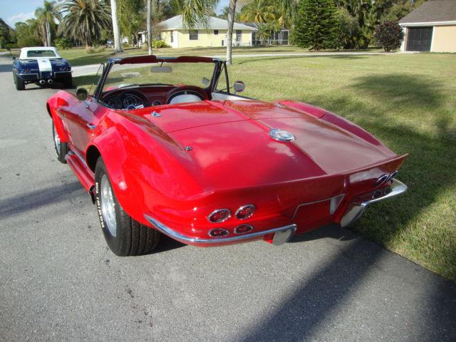 1964 Corvette Roadster Mako Shark