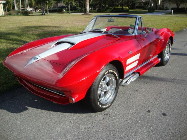 1964 corvette roadster mako shark. Black Bedroom Furniture Sets. Home Design Ideas