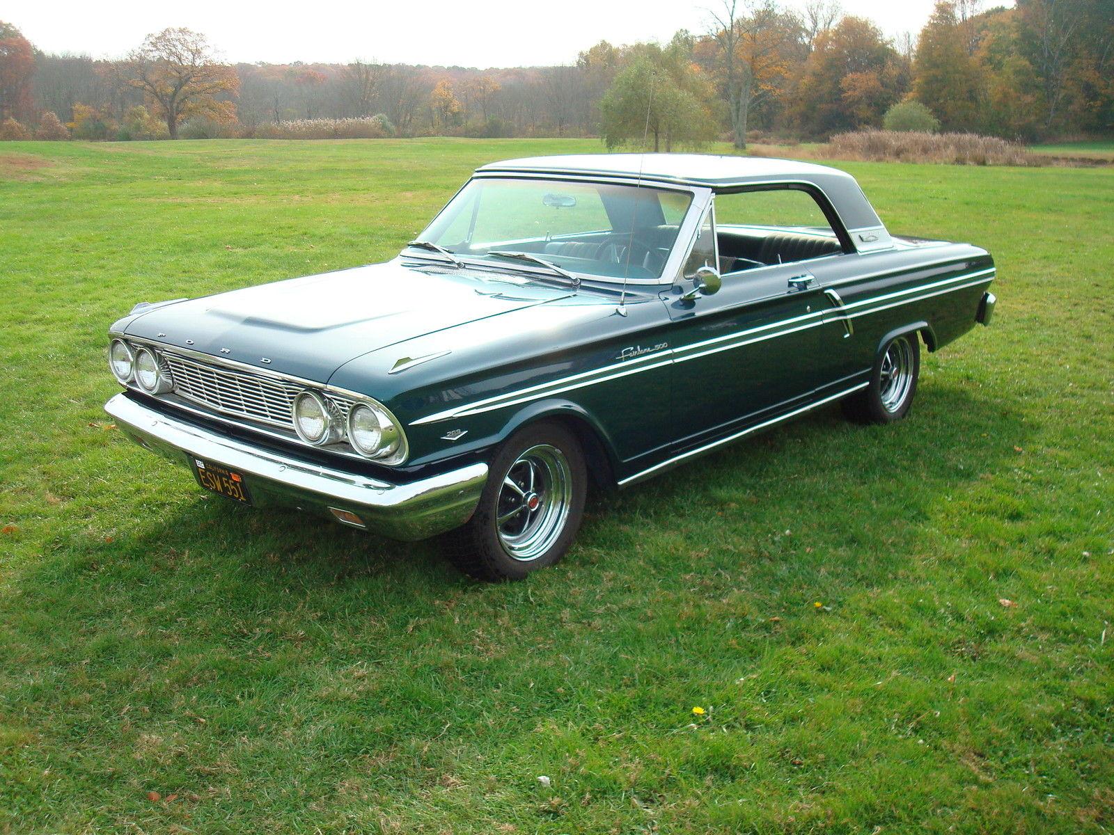 1964 Ford Fairlane 500 4 7L