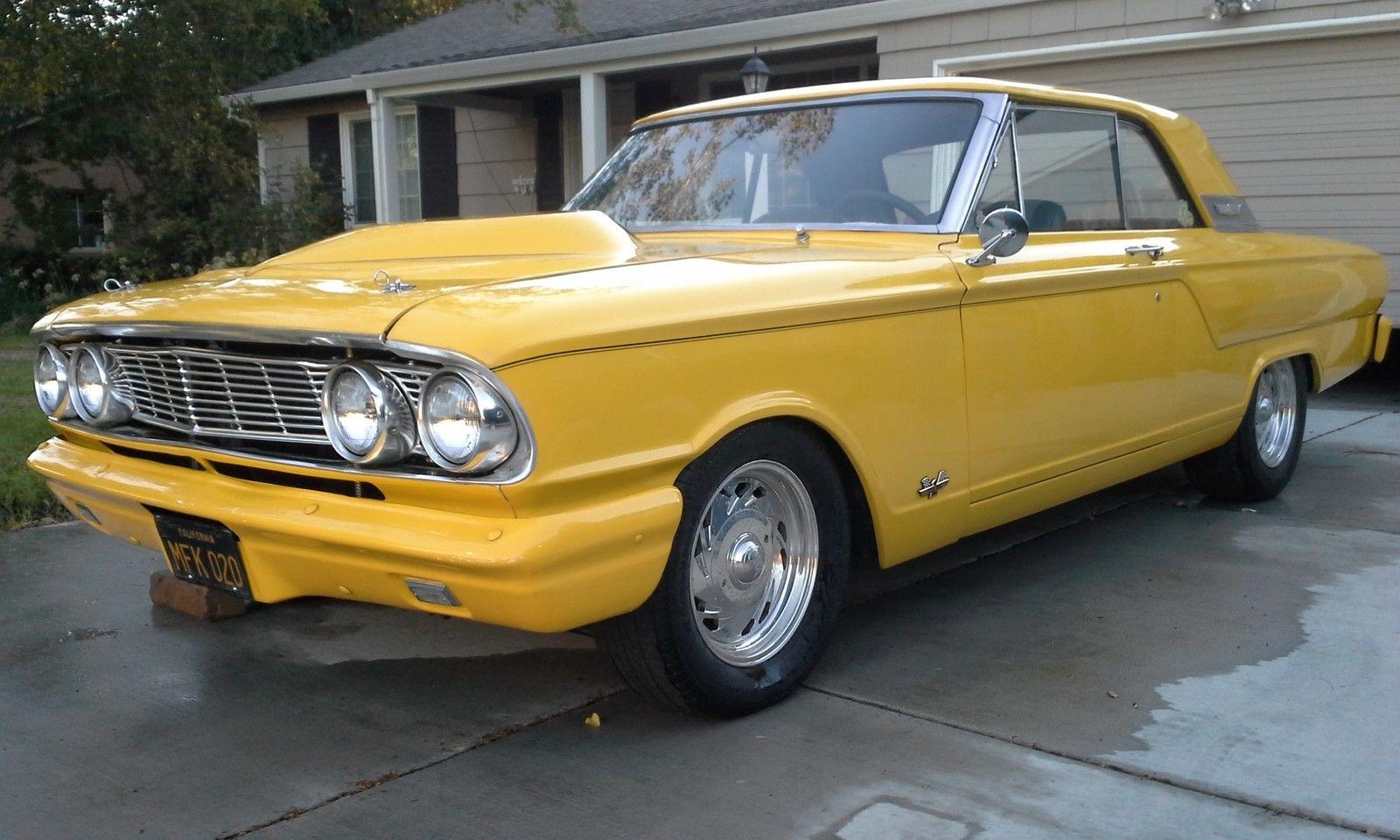 1964 ford fairlane thunderbolt clone 428 fe motor power steering 4 speed